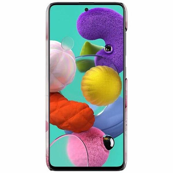 Samsung Galaxy A51 LUX Mobilskal (Matt) Cherry Blossom