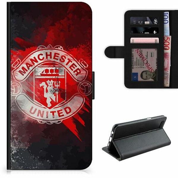 Samsung Galaxy S9+ Lyxigt Fodral Manchester United FC
