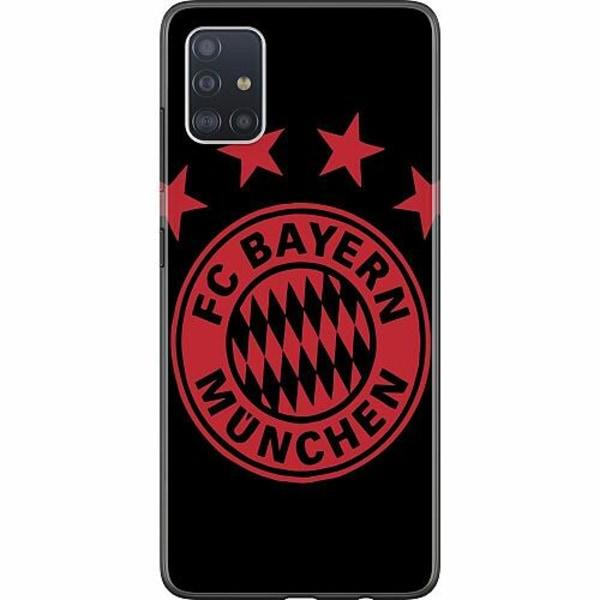 Samsung Galaxy A51 TPU Mobilskal FC Bayern München
