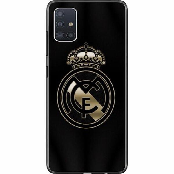 Samsung Galaxy A51 TPU Mobilskal Real Madrid CF