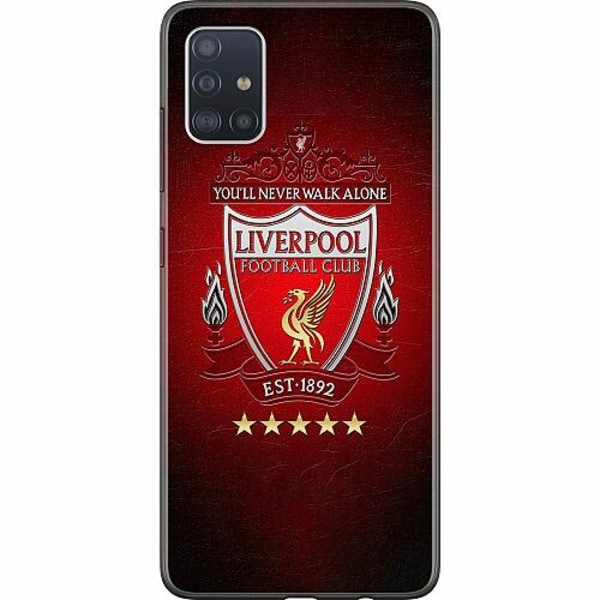 Samsung Galaxy A51 TPU Mobilskal Liverpool