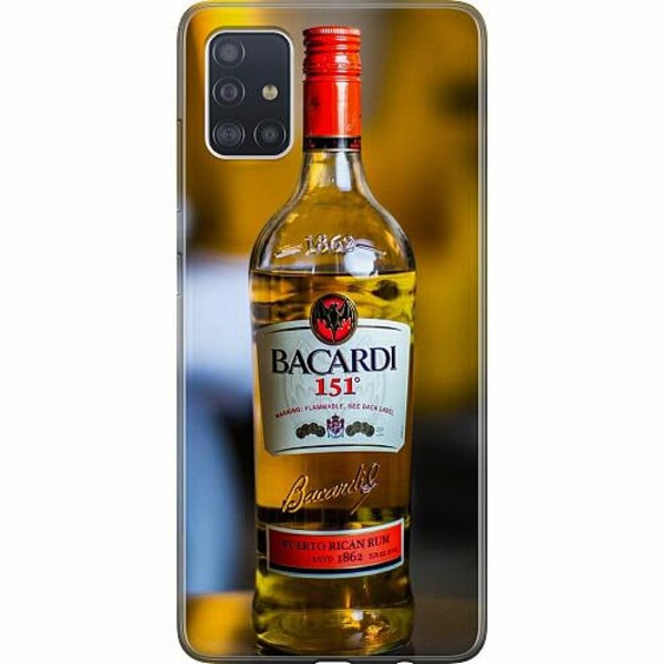 Samsung Galaxy A51 TPU Mobilskal Sprit