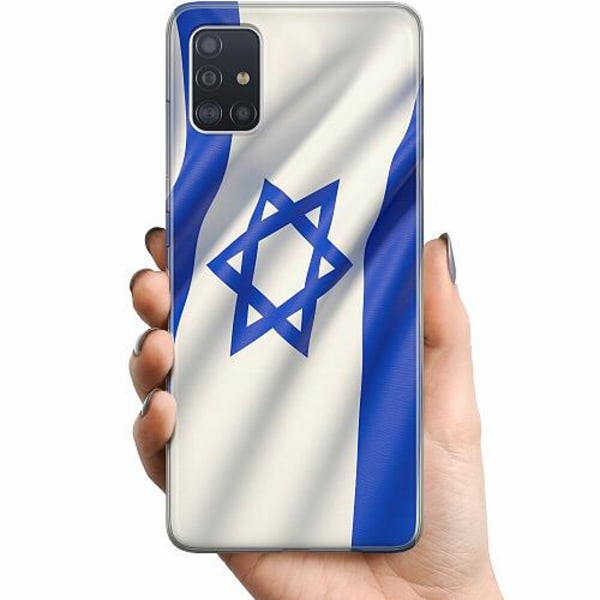 Samsung Galaxy A51 TPU Mobilskal Israel
