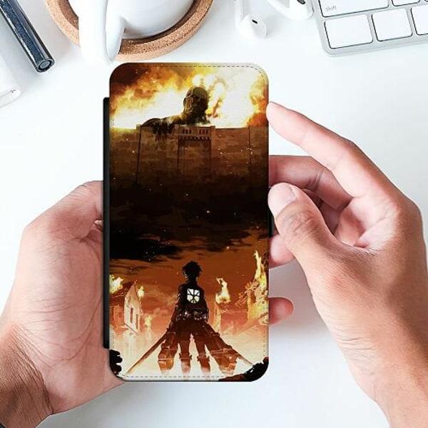 Samsung Galaxy A52 5G Slimmat Fodral Attack On Titan