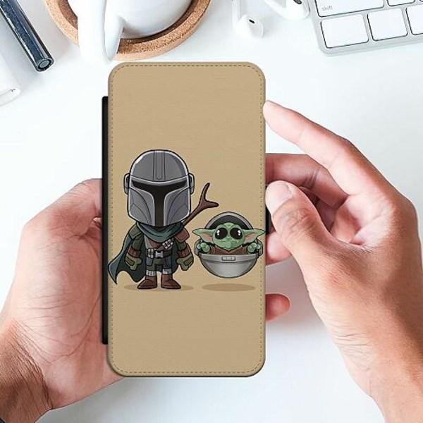 Samsung Galaxy A52 5G Slimmat Fodral Baby Yoda