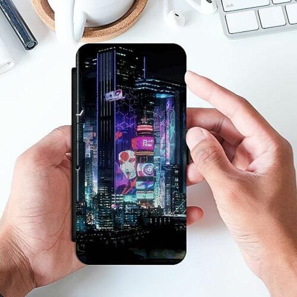 Samsung Galaxy A52 5G Slimmat Fodral Cyberpunk 2077