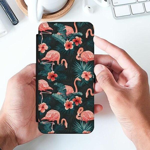 Samsung Galaxy A52 5G Slimmat Fodral Flamingo