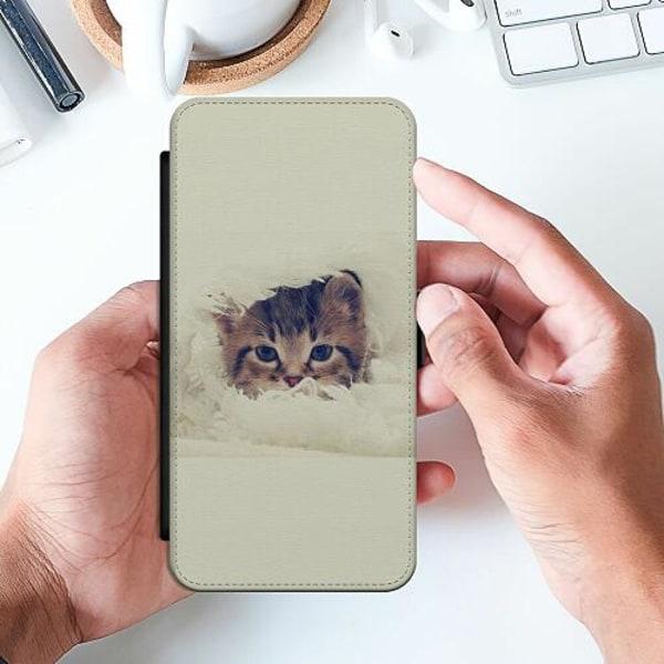 Samsung Galaxy A52 5G Slimmat Fodral Grumpy Cat