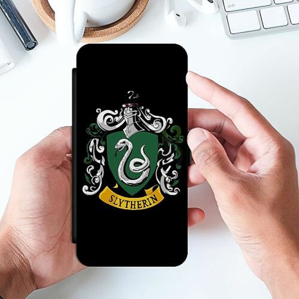 Samsung Galaxy A52 5G Slimmat Fodral Harry Potter - Slytherin