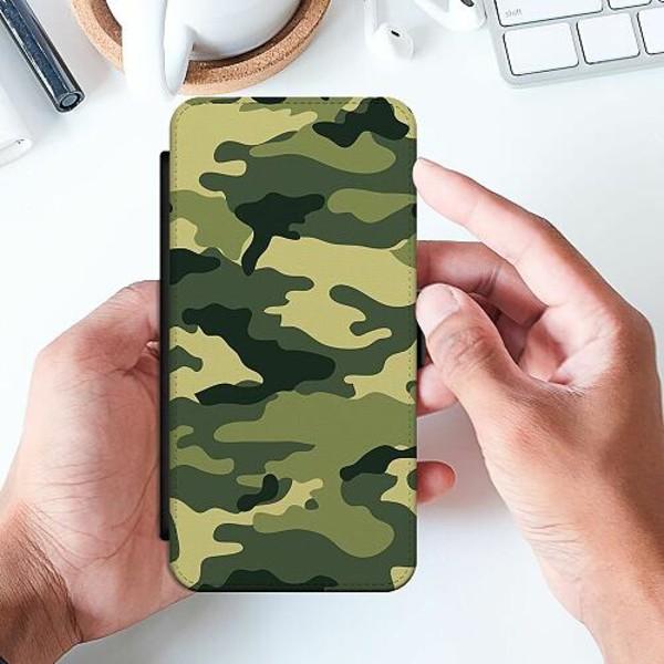 Samsung Galaxy A52 5G Slimmat Fodral Military