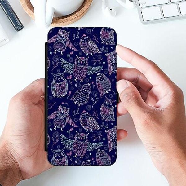 Samsung Galaxy A52 5G Slimmat Fodral Owl