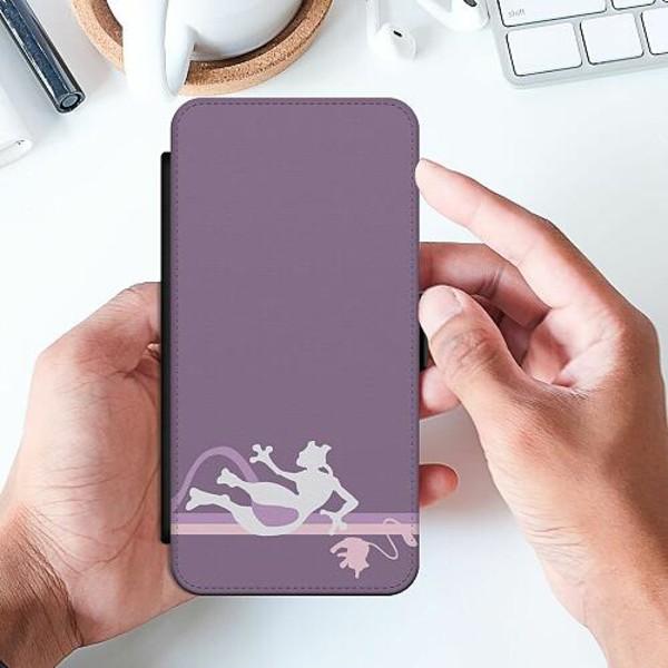 Samsung Galaxy A52 5G Slimmat Fodral Pokémon - Mew & Mewtwo