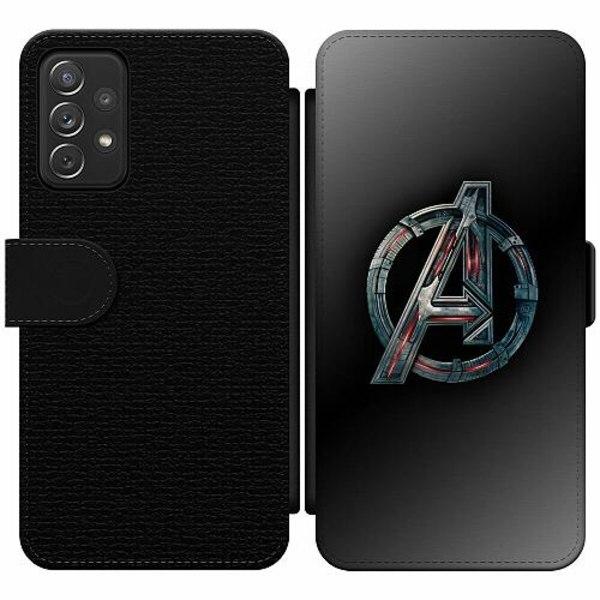 Samsung Galaxy A52 5G Wallet Slim Case Avengers