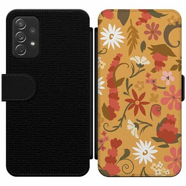 Samsung Galaxy A52 5G Wallet Slim Case Bloomery