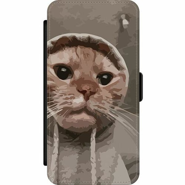 Samsung Galaxy A52 5G Wallet Slim Case Cat Called