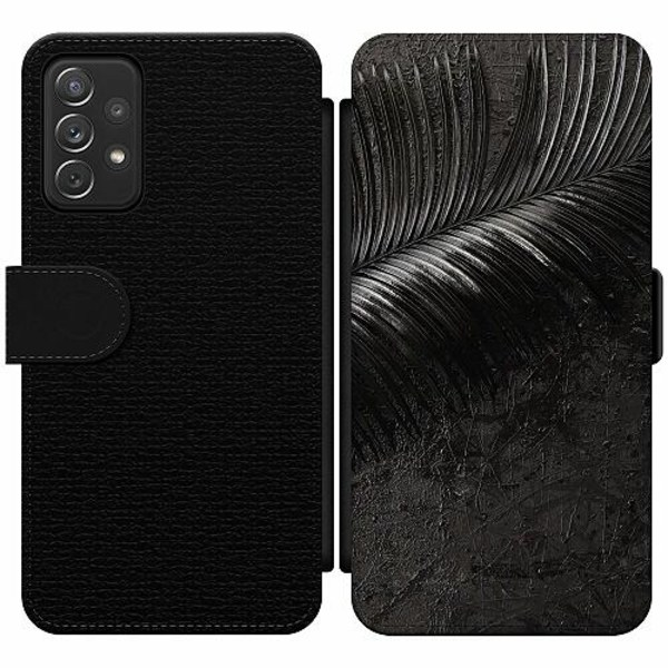 Samsung Galaxy A52 5G Wallet Slim Case Feathery Ashes