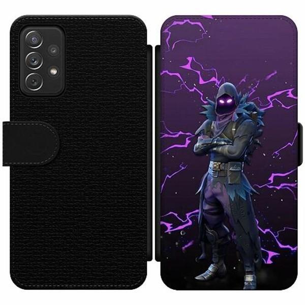 Samsung Galaxy A52 5G Wallet Slim Case Fortnite