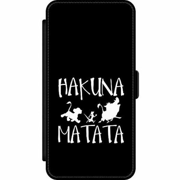 Samsung Galaxy A52 5G Wallet Slim Case Hakuna Matata