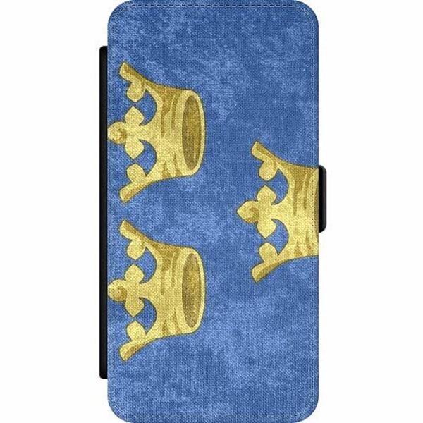 Samsung Galaxy A52 5G Wallet Slim Case Heja Sverige / Sweden
