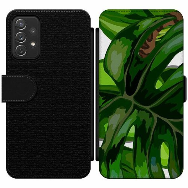 Samsung Galaxy A52 5G Wallet Slim Case Hiding Wanda