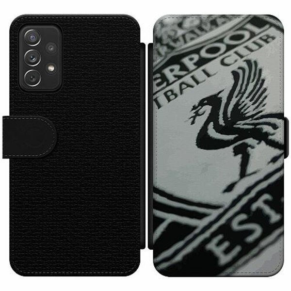 Samsung Galaxy A52 5G Wallet Slim Case Liverpool L.F.C.