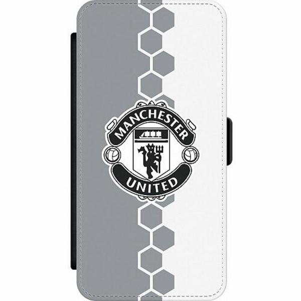 Samsung Galaxy A52 5G Wallet Slim Case Manchester United FC