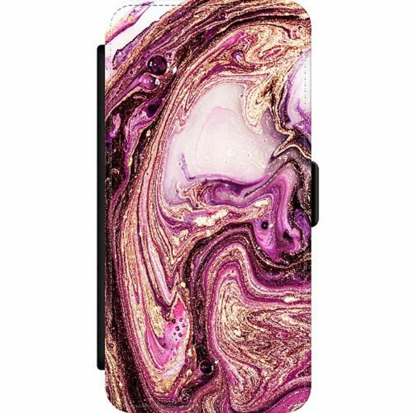 Samsung Galaxy A52 5G Wallet Slim Case Mönster