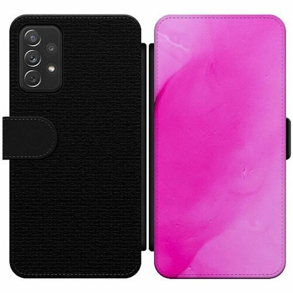 Samsung Galaxy A52 5G Wallet Slim Case Pinksknip