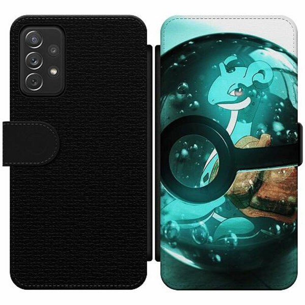 Samsung Galaxy A52 5G Wallet Slim Case Pokemon