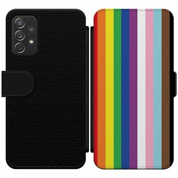 Samsung Galaxy A52 5G Wallet Slim Case Pride All Colors