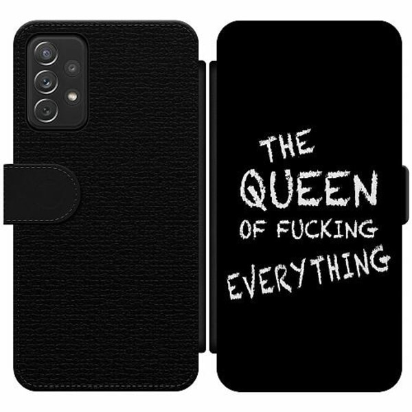 Samsung Galaxy A52 5G Wallet Slim Case Queen