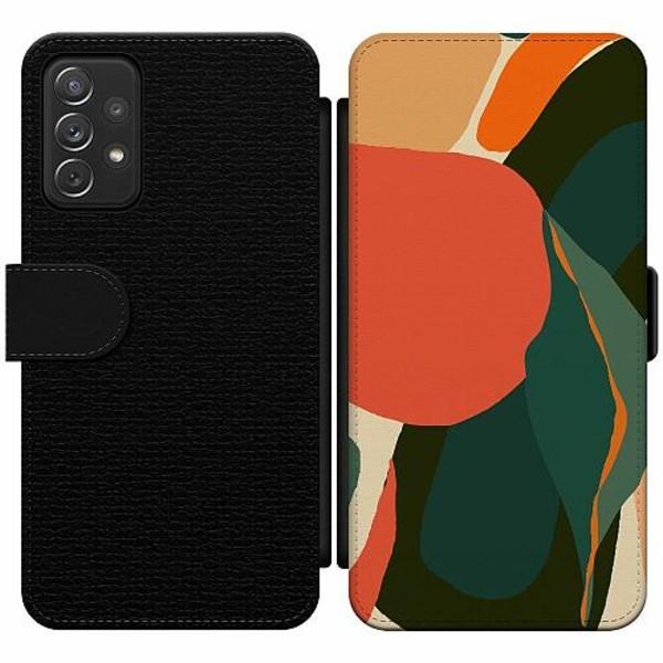 Samsung Galaxy A52 5G Wallet Slim Case Retro x300