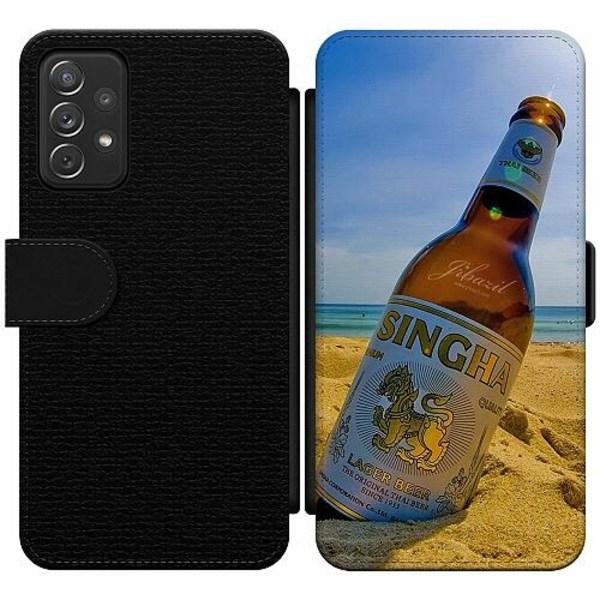 Samsung Galaxy A52 5G Wallet Slim Case Singha