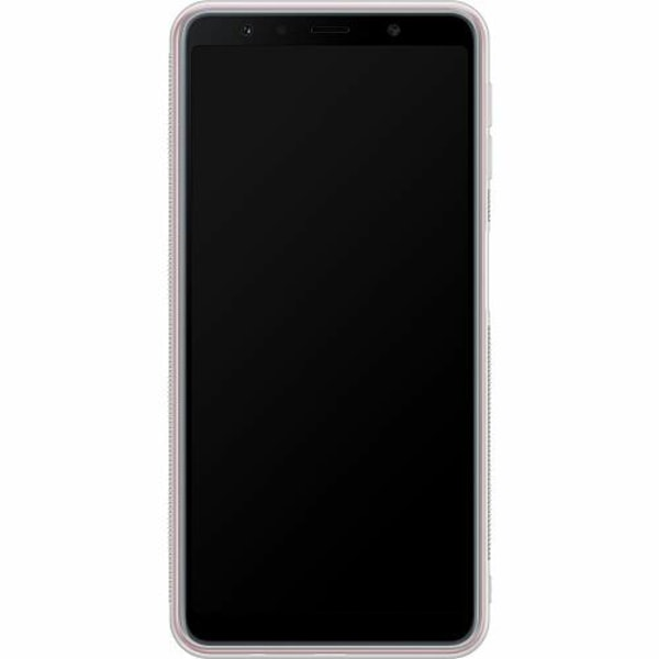 Samsung Galaxy A7 (2018) Soft Case (Frostad) E