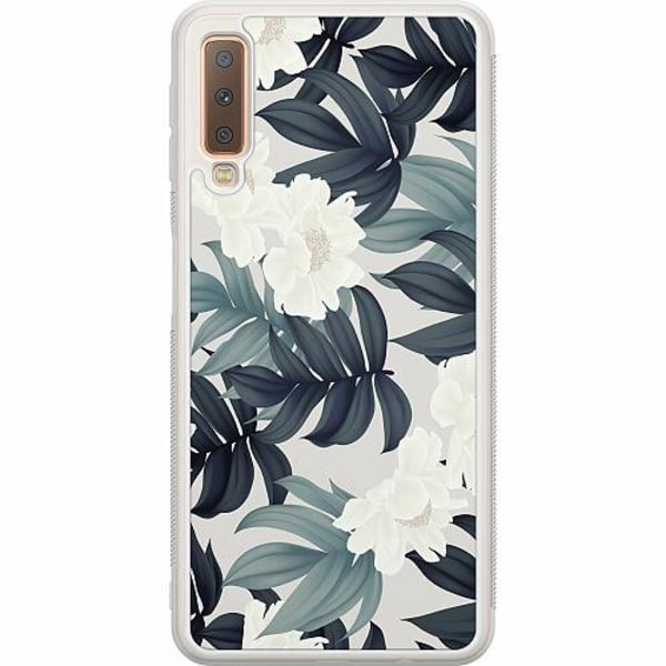 Samsung Galaxy A7 (2018) Soft Case (Frostad) Wisteria