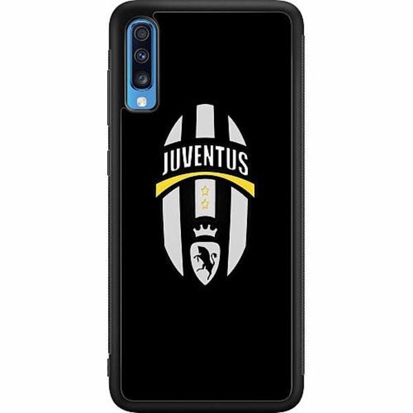 Samsung Galaxy A70 Soft Case (Svart) Juventus FC