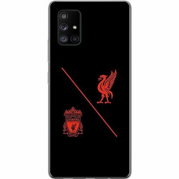 Samsung Galaxy A71 5G Thin Case Liverpool L.F.C.