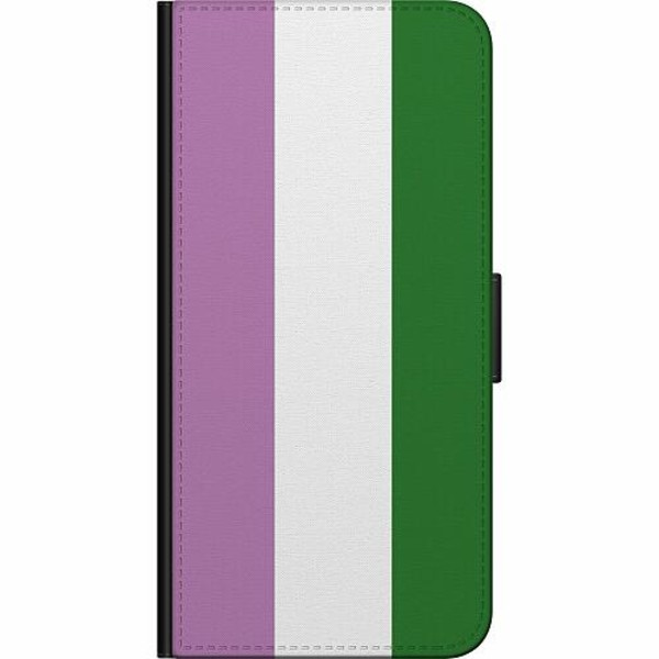 Apple iPhone 11 Fodralväska Pride - Gendergueer