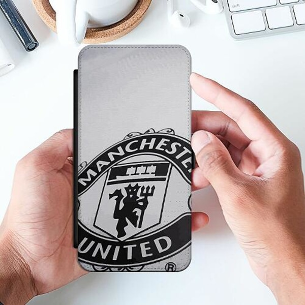 Samsung Galaxy A21s Slimmat Fodral Manchester United FC