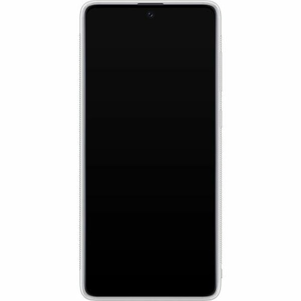 Samsung Galaxy A71 Soft Case (Frostad) Justin Bieber 2021