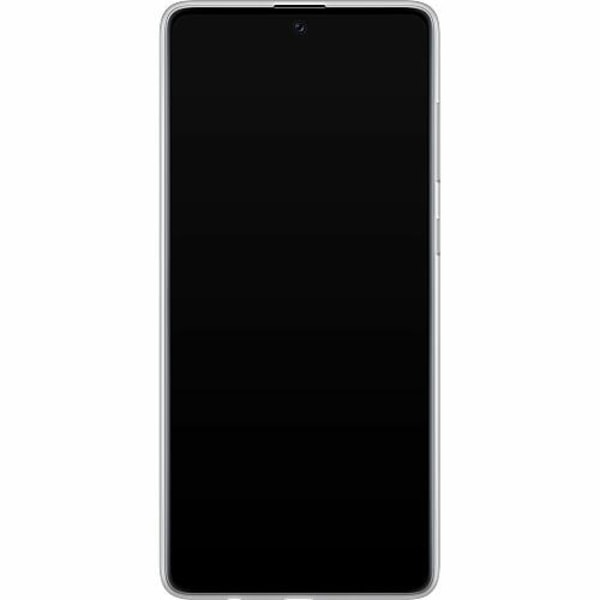 Samsung Galaxy A71 Thin Case Tiger
