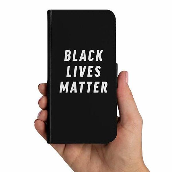 Samsung Galaxy A52 5G Mobilskalsväska Black Lives Matter
