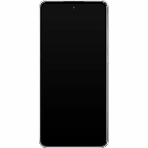 Samsung Galaxy A72 5G Mjukt skal - Wolf / Varg