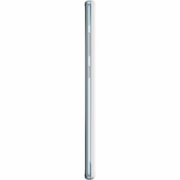 Samsung Galaxy A72 5G Mjukt skal - Bokstäver