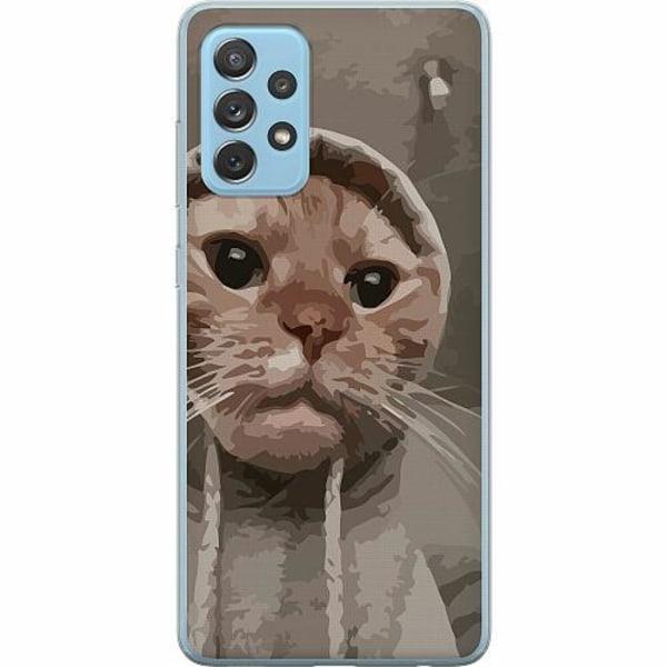 Samsung Galaxy A72 5G Mjukt skal - Cat Called