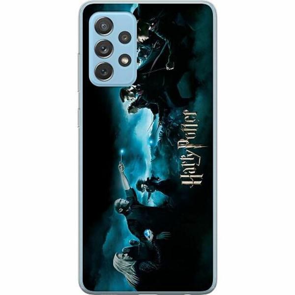 Samsung Galaxy A72 5G Mjukt skal - Harry Potter