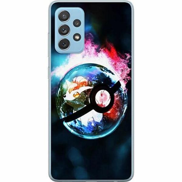 Samsung Galaxy A72 5G Mjukt skal - Pokémon GO