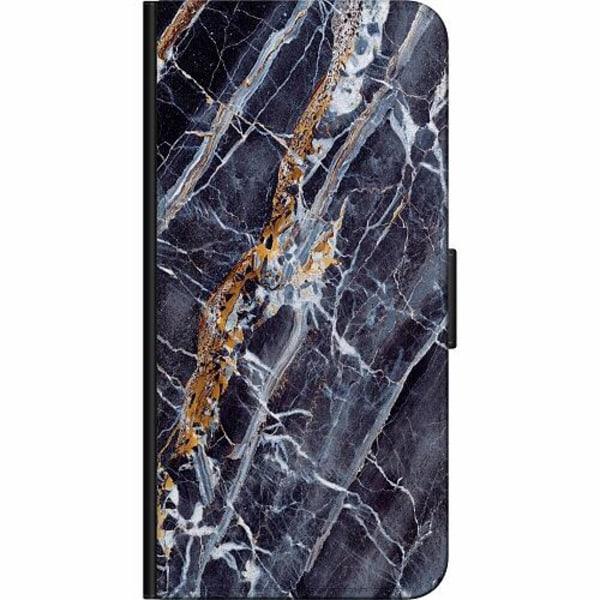 Samsung Galaxy A11 Fodralväska Marmor