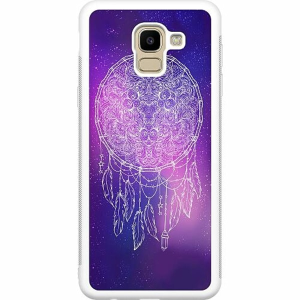 Samsung Galaxy J6 (2018) Soft Case (Vit) Drömfångare