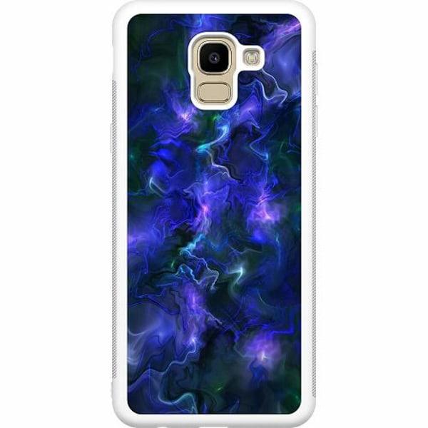Samsung Galaxy J6 (2018) Soft Case (Vit) Färger